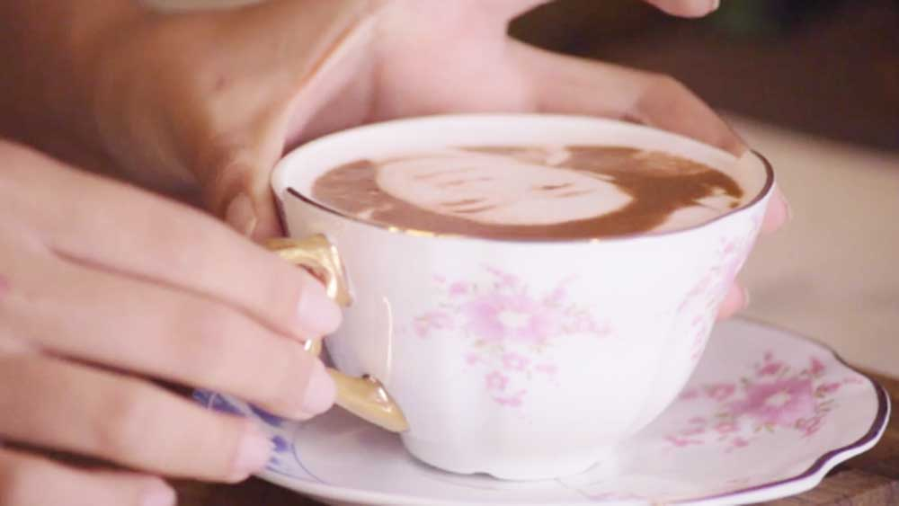 China's selfie printed coffees let you drink yourself up_thumb