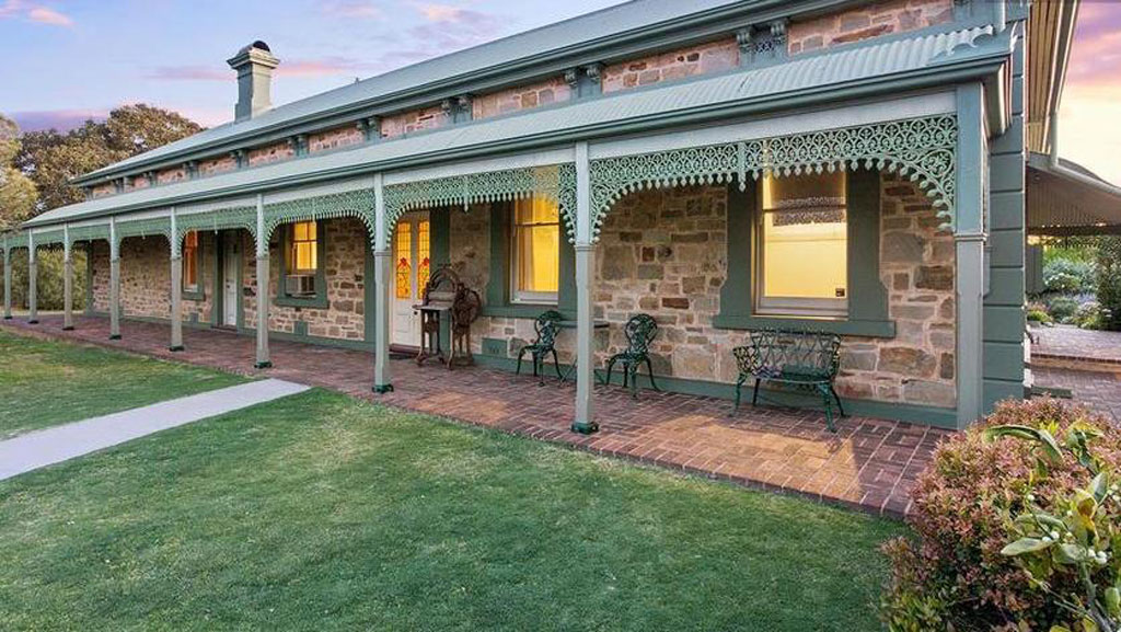 Adelaide house exterior