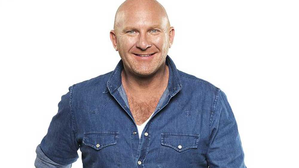 Chef and Family Food Fight judge Matt Moran