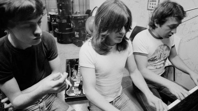 AC/DC producer and Easybeats star George Young has died, aged 70
