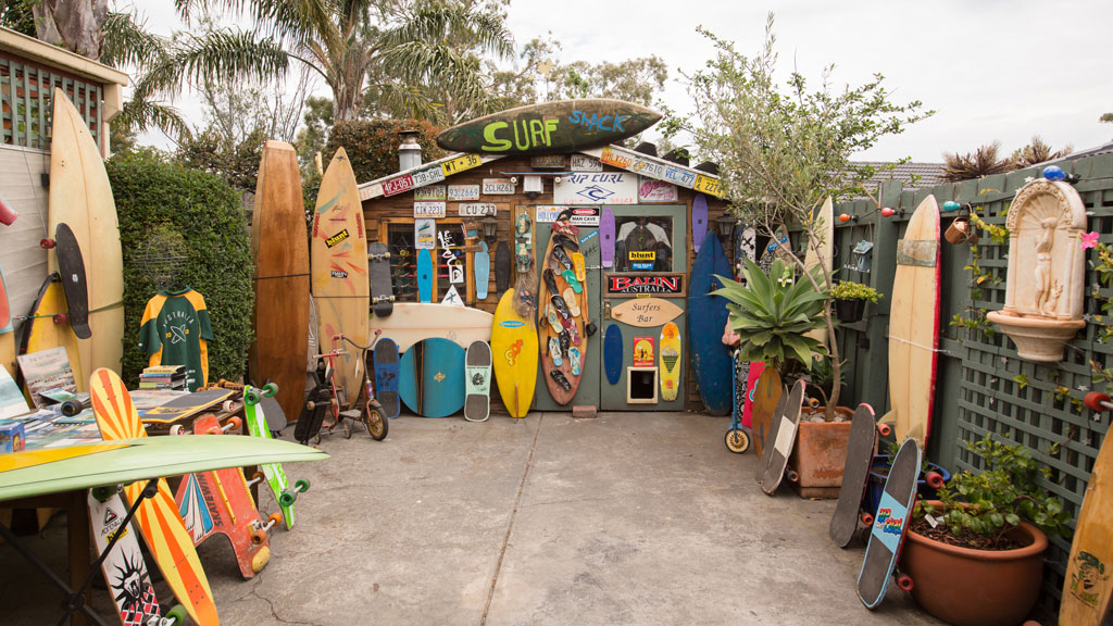 <strong>Scotty's top Aussie sheds: The Surf Shack</strong>