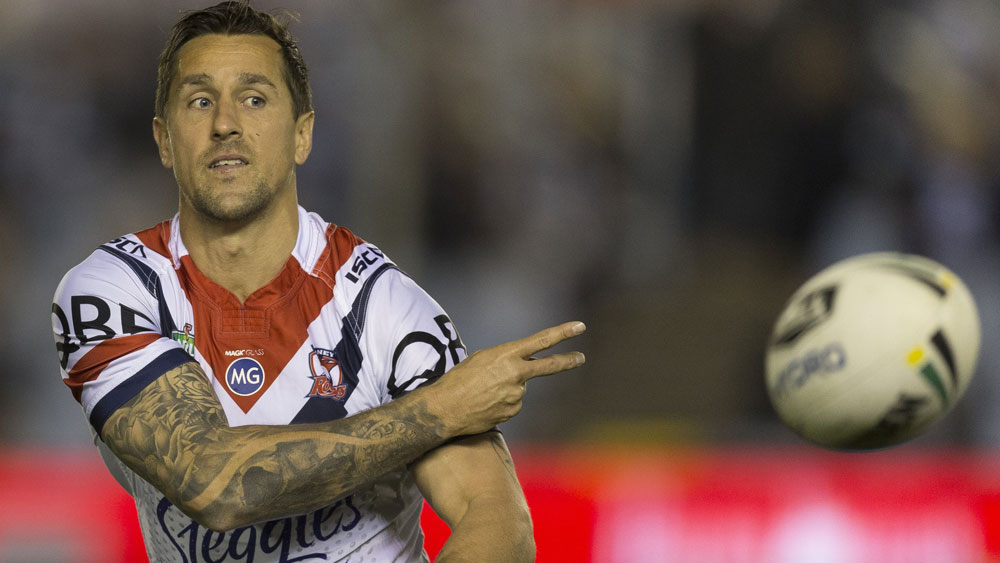 Mitchell Pearce.