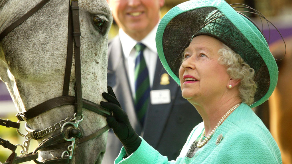 Queen Elizabeth Makes $8 Million at the Race Track