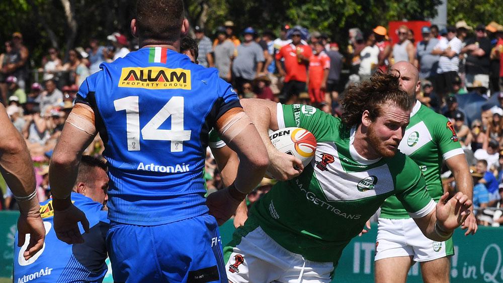 Liam Kay.