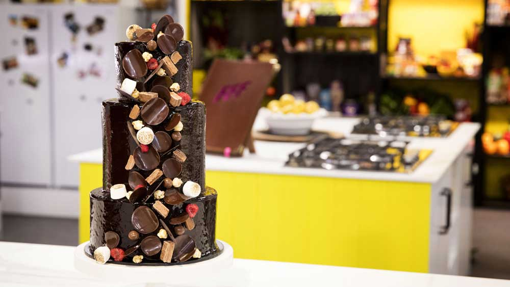 Family Food Fight Judge Anna Polyviou S Ultimate Chocolate