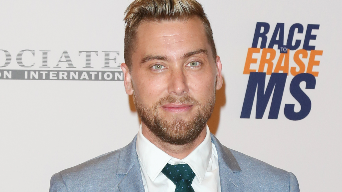 Lance Bass opens up about unwanted advances 'from both men ...