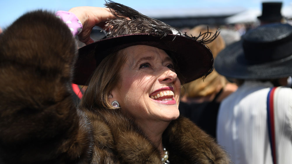 Gai Waterhouse.