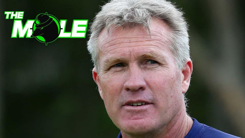 Gold Coast Titans coach Garth Brennan