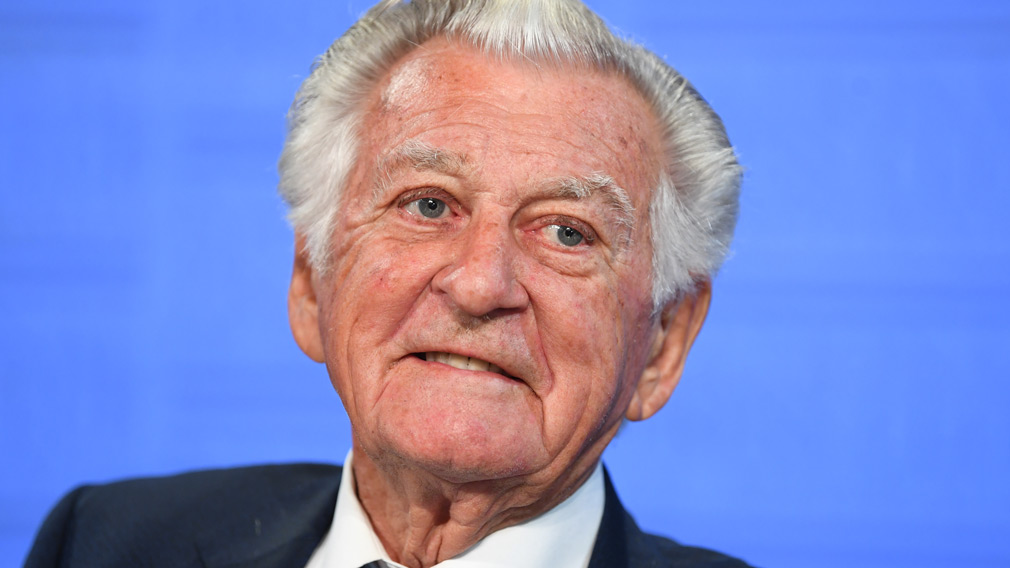 Bob Hawke reveals serious illness almost killed him in 2015