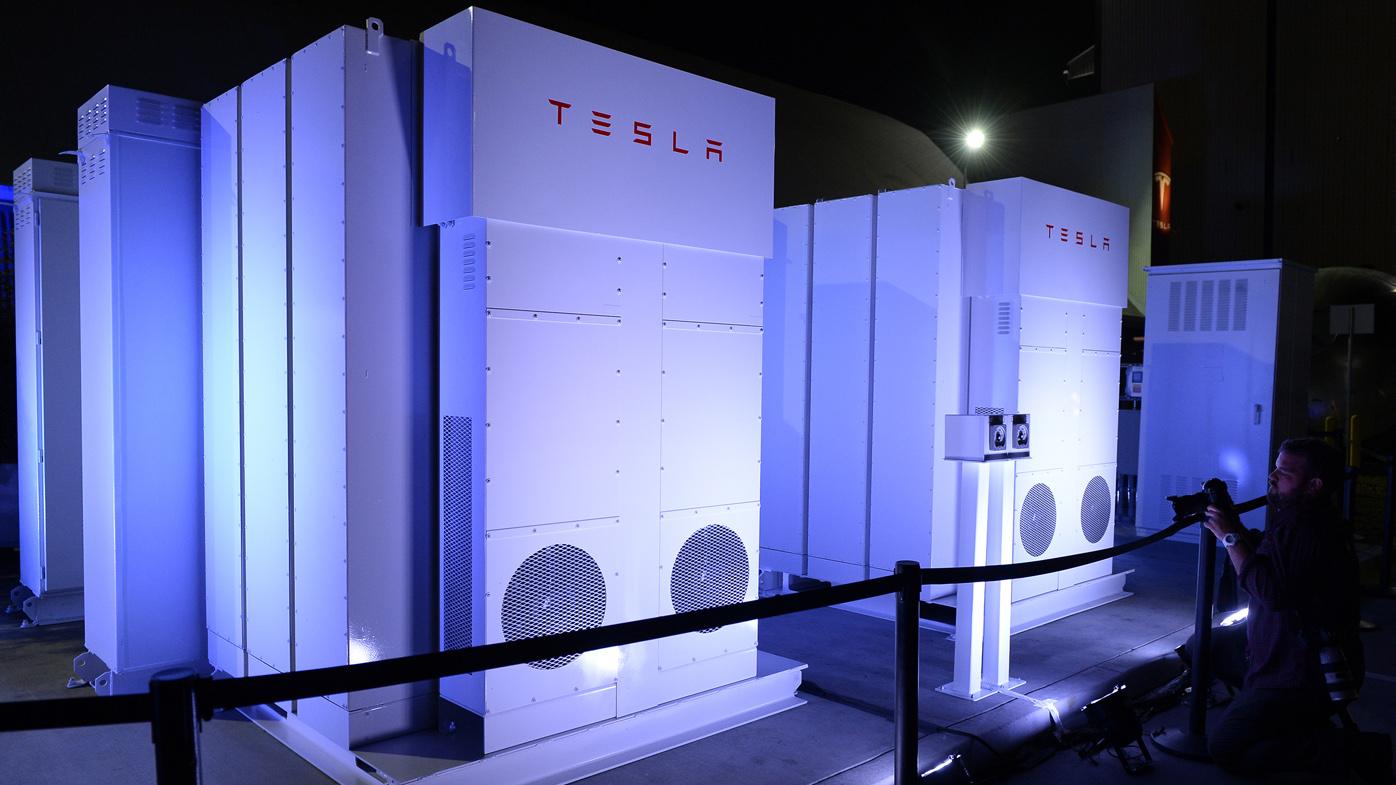 Elon Musk S South Australia Lithium Ion Battery Enters