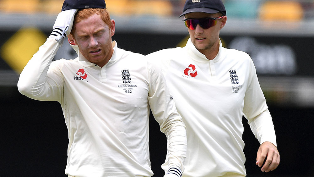 Jonny Bairstow and Joe Root.