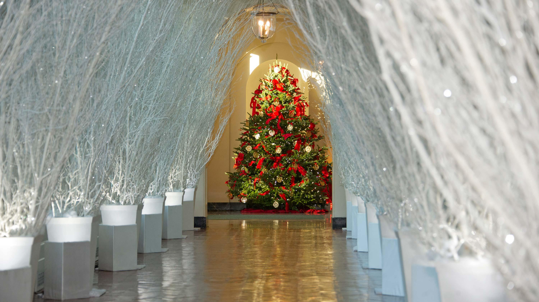 Melania Trump Kicks Off White House Christmas With