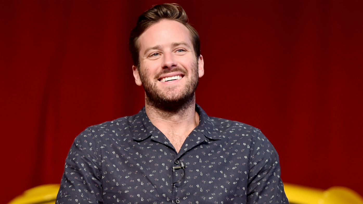 Call Me By Your Name: Armie Hammers private parts were