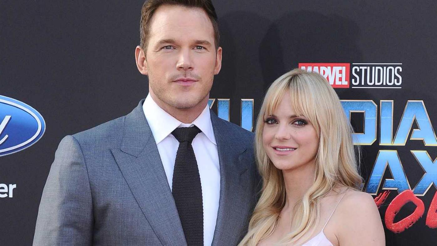 Chris Pratt files for divorce from Anna Faris - 9TheFix