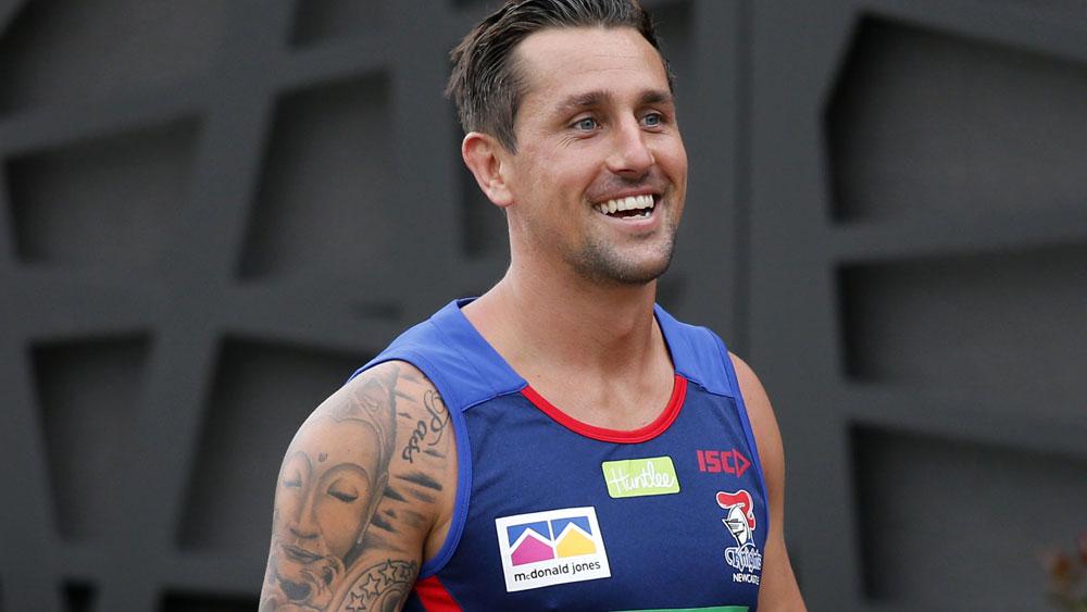 Mitchell Pearce.