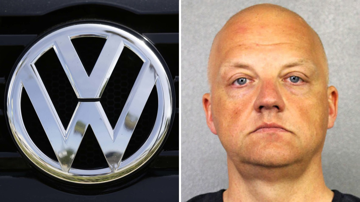 Judge sentences Volkswagen executive to 7 years in prison, plus a fine