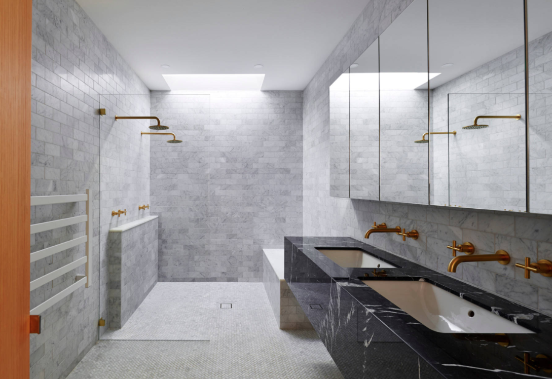 8 beautiful bathroom tile trends and how to use them at home