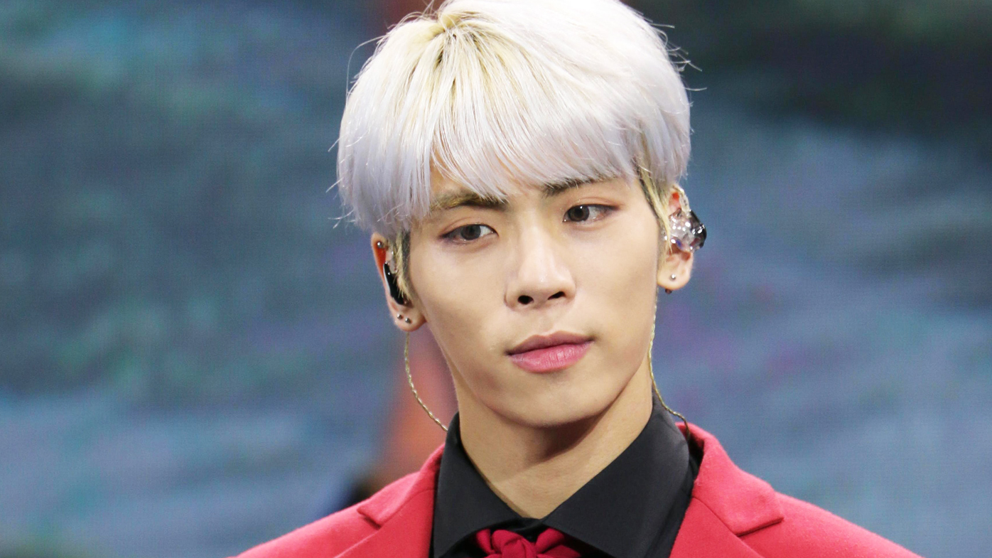 Jonghyun Lead Singer Of South Korean Boy Band SHINee
