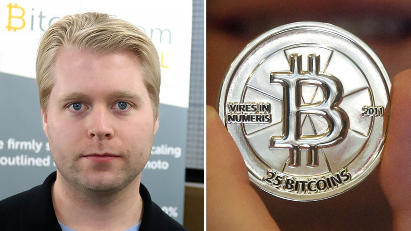 founder sells all his Bitcoin, citing 'high risk'
