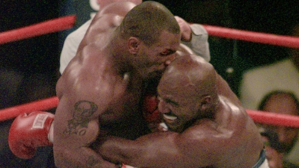 Mike Tyson Announces Plans to Open Cannabis Resort in California Desert