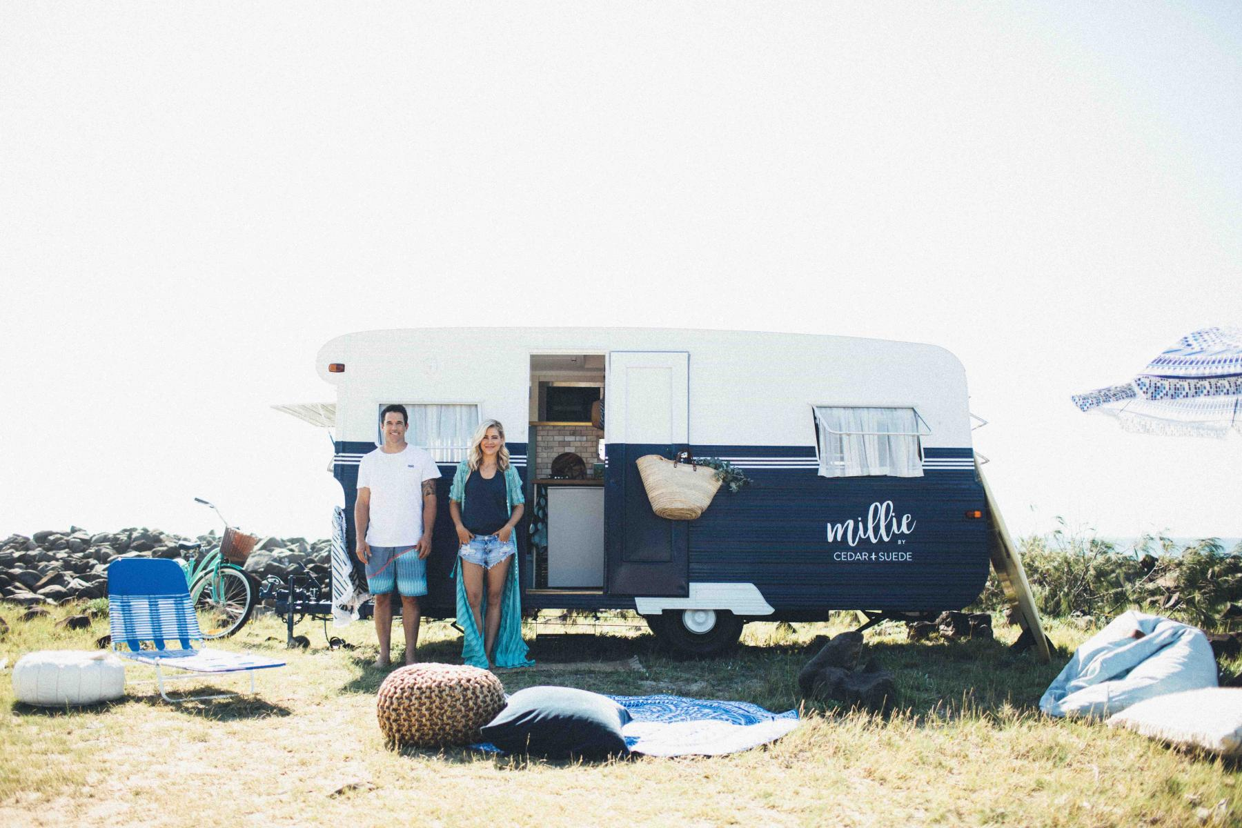 <strong>A summer holiday home on wheels</strong>