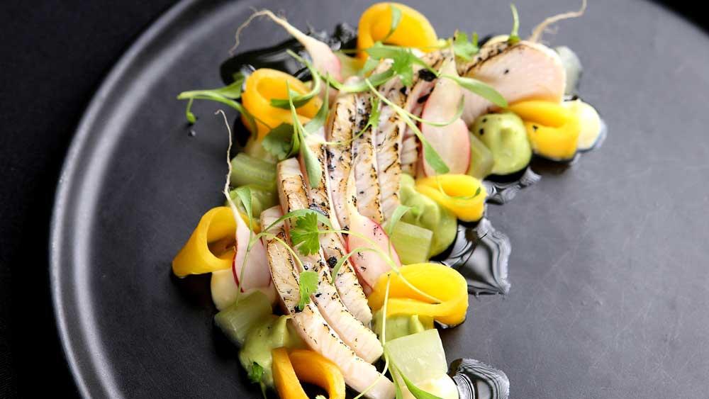 Seared hiramasa kingfish recipe for King fish recipe