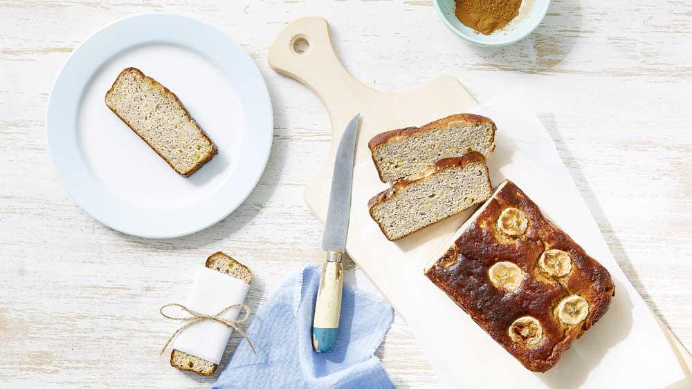 "Recipe: <a href=""http://kitchen.nine.com.au/2018/01/11/15/28/banana-bread"" target=""_top"" draggable=""false"">Healthy banana bread</a>"