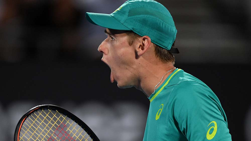 Alex De Minaur achieves feat not seen since Lleyton Hewitt