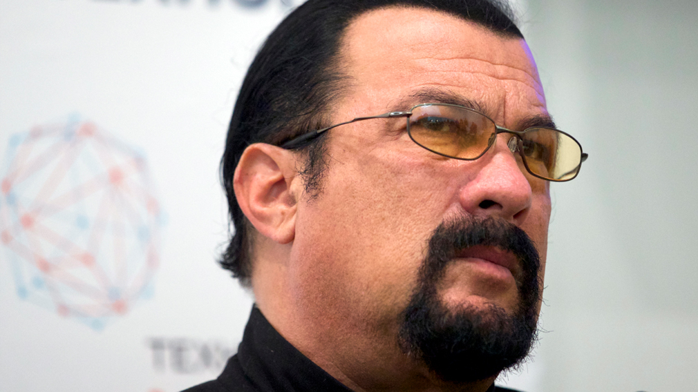 Steven Seagal accused of rape - 9News