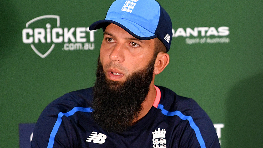 Moeen Ali: Crowd for Ashes in Australia disappointingly small