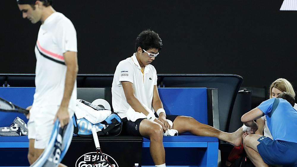 Australian Open 2018 Tennis Live Blog Roger Federer Vs