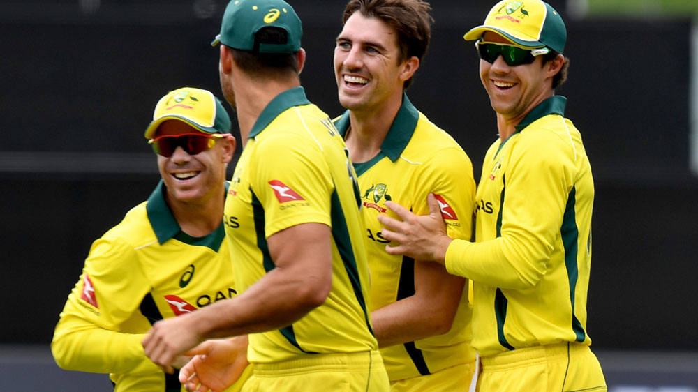 Australia win toss and bowl in fifth one-day worldwide against England