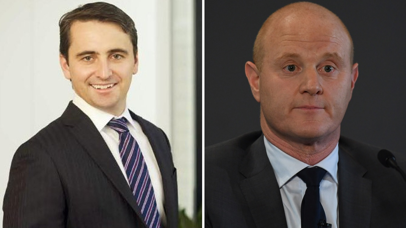CBA promotes Matt Comyn to replace Ian Narev as CEO
