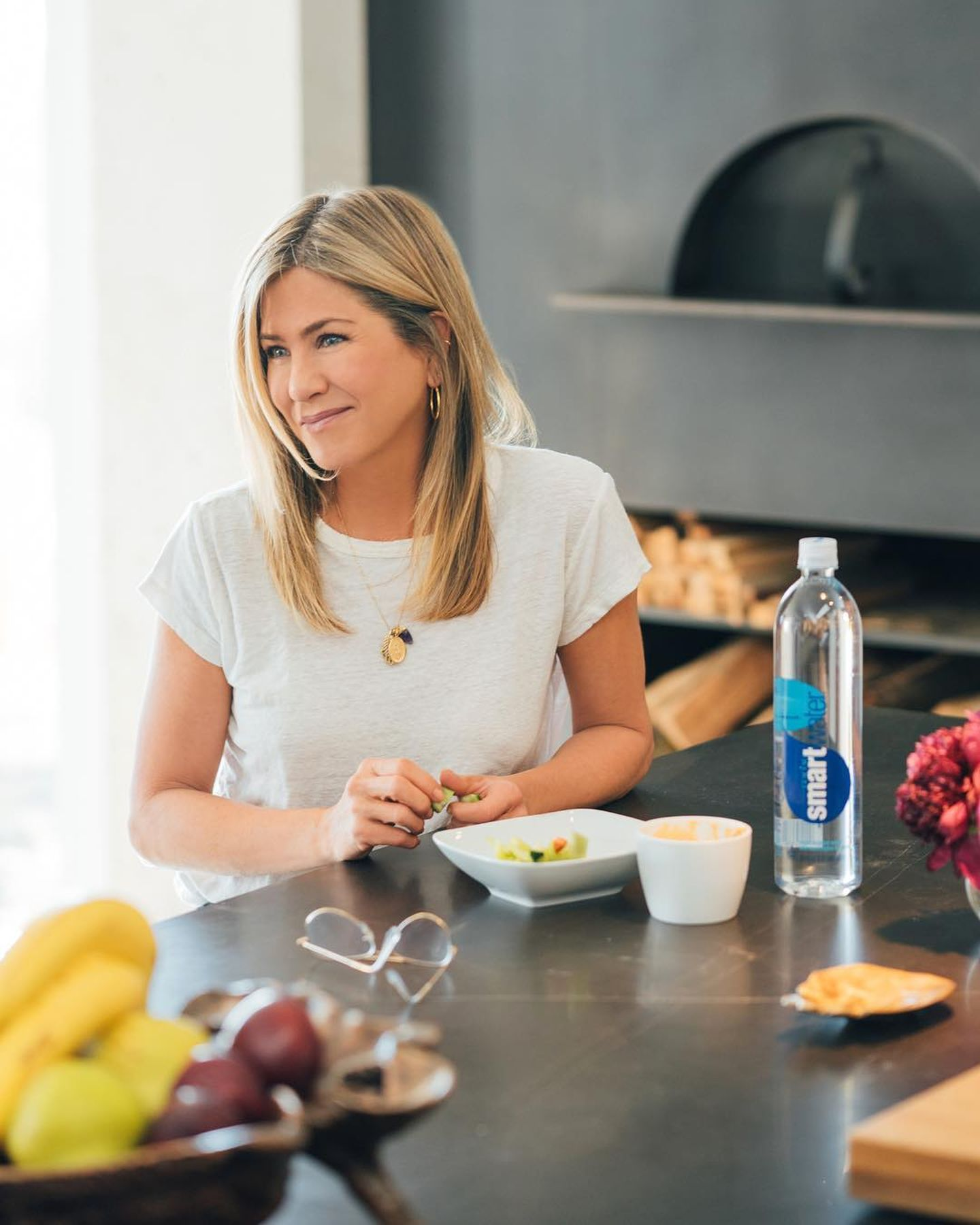<strong>A rare glimpse inside Jen Aniston's home</strong>