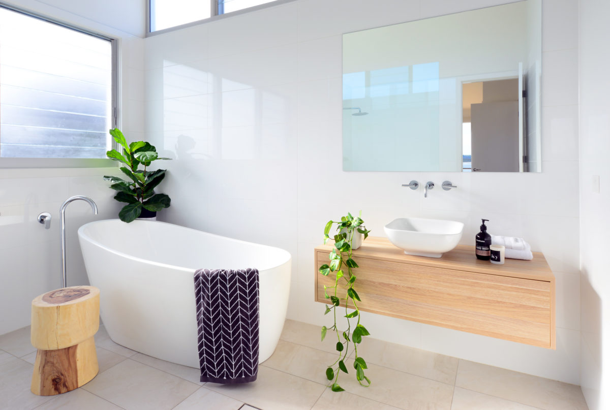 <strong>Small bathroom transformations</strong>