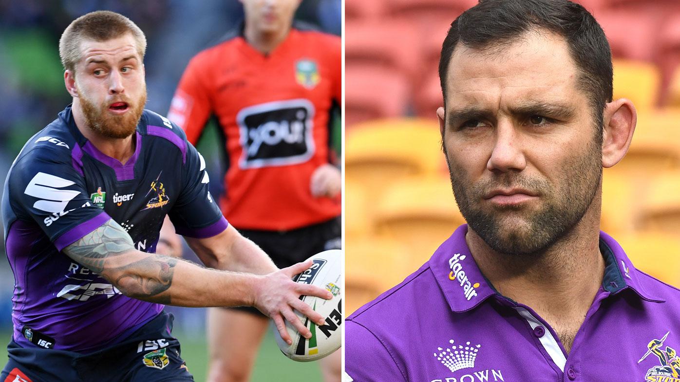 Cameron Munster and Cameron Smith.