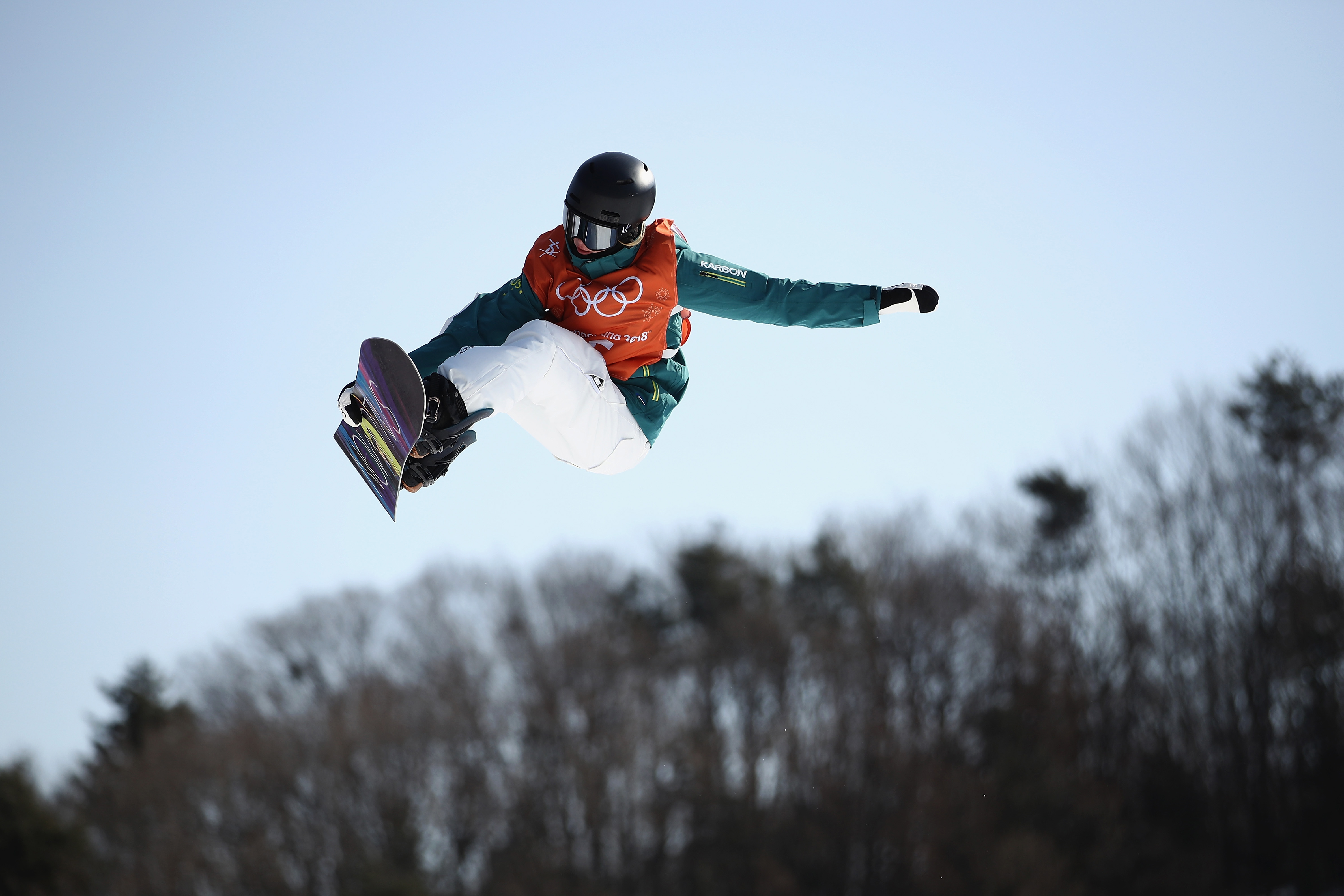 Matt Graham takes silver in moguls