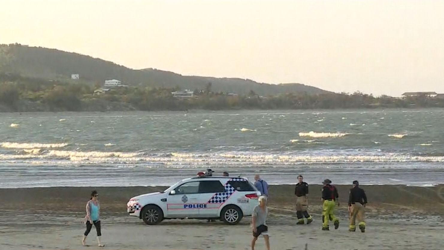 Woman drowns, boy taken to hospital as precaution