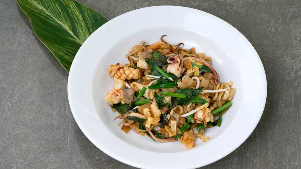 "Recipe: <a href=""http://kitchen.nine.com.au/2018/02/15/11/20/spicy-seafood-noodle-recipe"" target=""_top"" draggable=""false"">Spicy Seafood Noodles</a>"