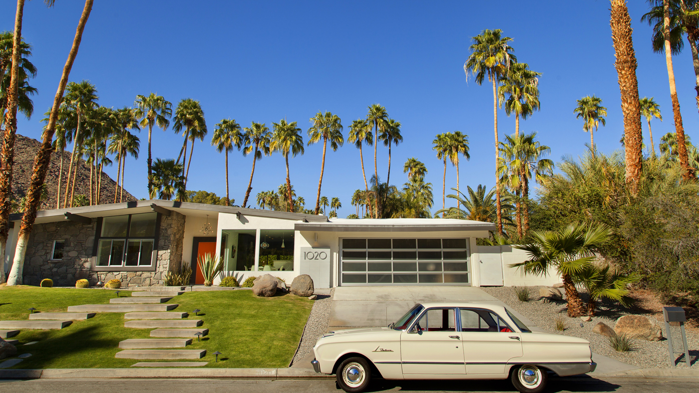 <strong>It's Modernism Week in Palm Springs</strong>