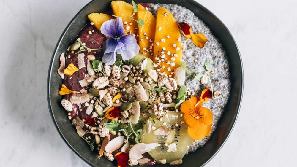 "Recipe: <a href=""http://kitchen.nine.com.au/2018/02/15/14/46/acai-bowl-recipe"" target=""_top"">Acai bowl</a>"