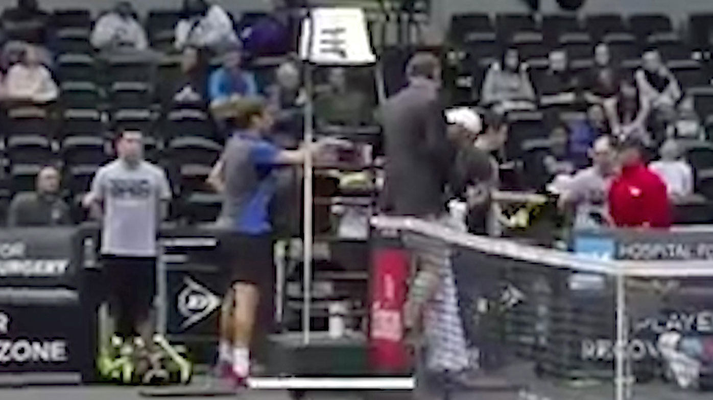 Ryan Harrison and Donald Young.