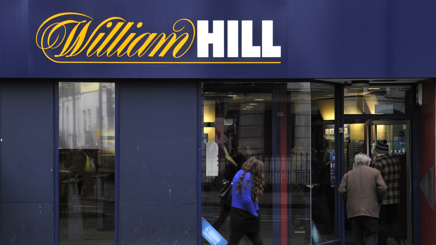 William Hill fined £6.2m for accepting criminal money