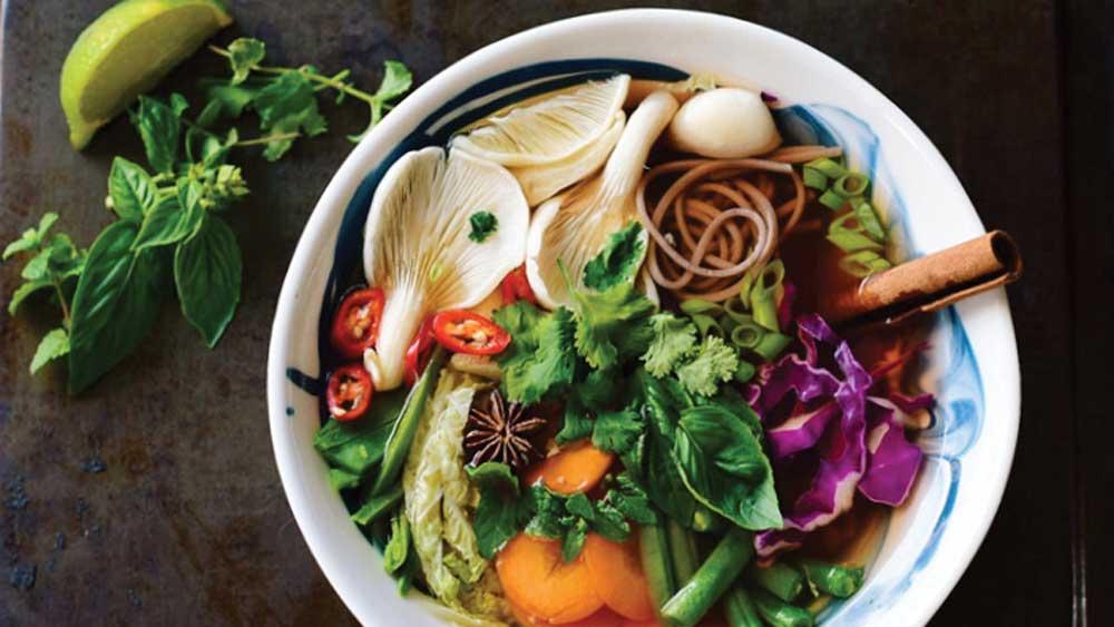 "Recipe: <a href=""https://kitchen.nine.com.au/2018/02/22/09/17/vegan-vietnamese-pho-recipe"" target=""_top"">Vegan Vietnamese Pho</a>"