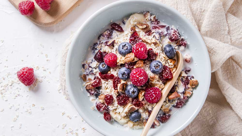 "Recipe: <a href=""http://kitchen.nine.com.au/2018/02/23/13/14/breakfast-mix-recipe"" target=""_top"">Breakfast mix</a>"