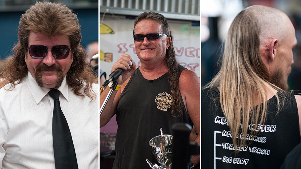 Who wore it best? 'Mulletfest' winners revealed