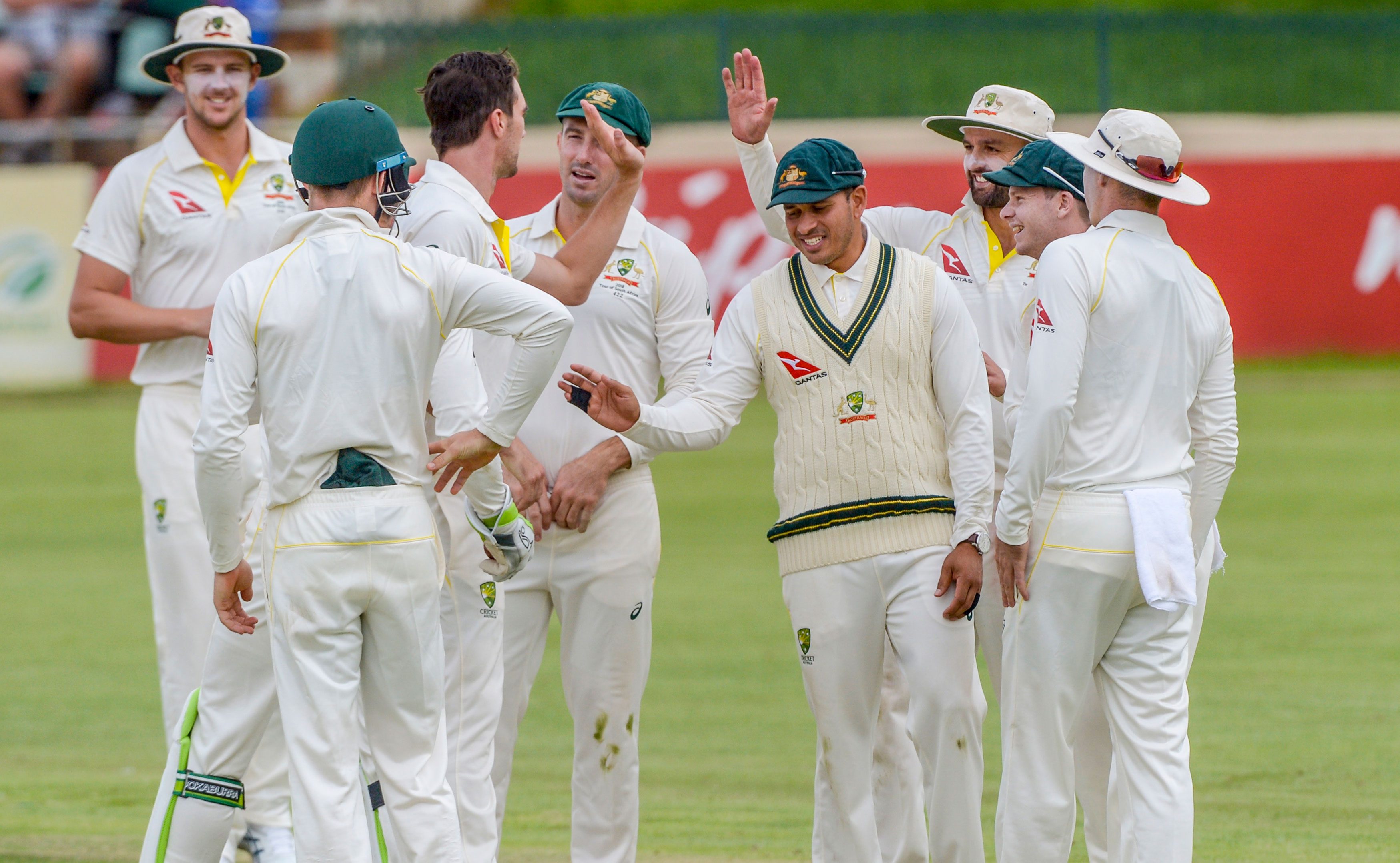 Aussies cruise to victory against South Africa A. (Getty)