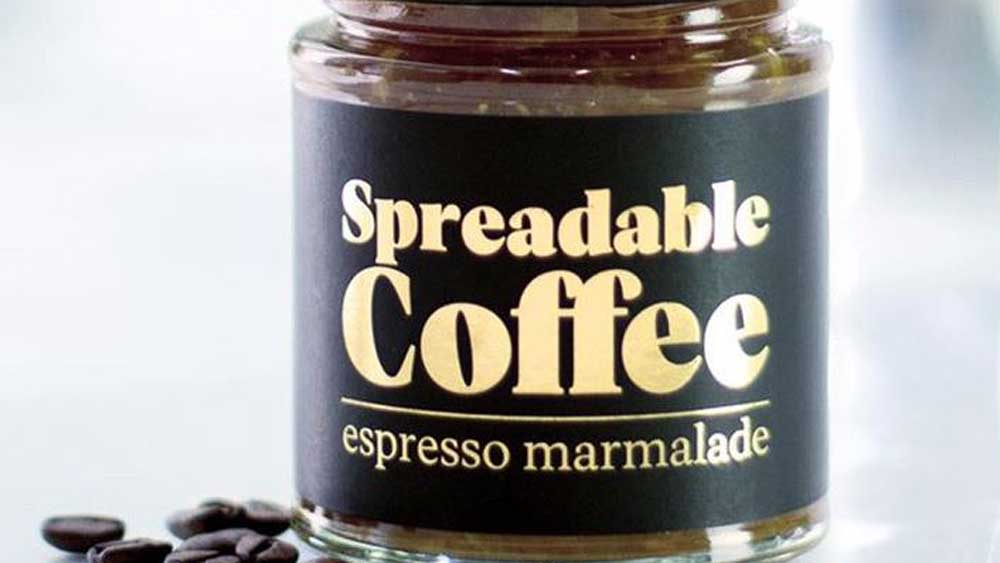 Spreadable coffee is a thing you can buy