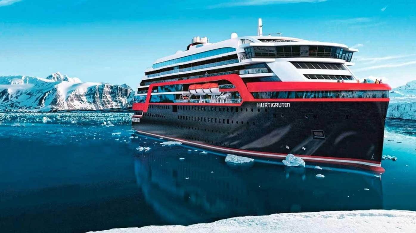 The Best Arctic And Antarctic Cruises Biggest Cruising