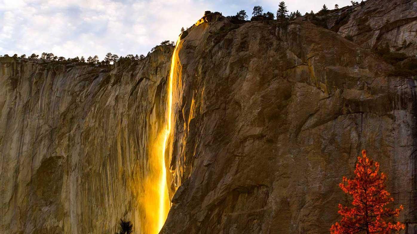 Yosemite Firefall Phenomenon Over In Seconds 9travel